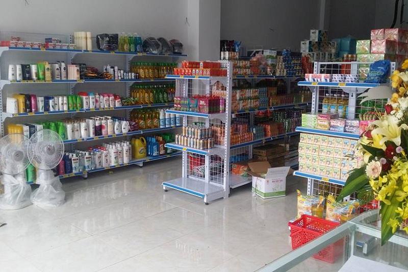 Mở cửa hàng tạp hóa