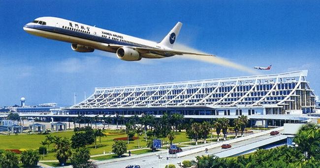 Sân bay Quốc tế Chengdu Shangliu - Nơi xảy ra vụ việc - Nguồn: Sưu tầm