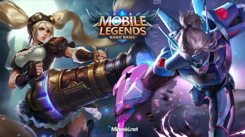 Đồ họa ấn tượng cùng Mobile Legends: Bang Bang