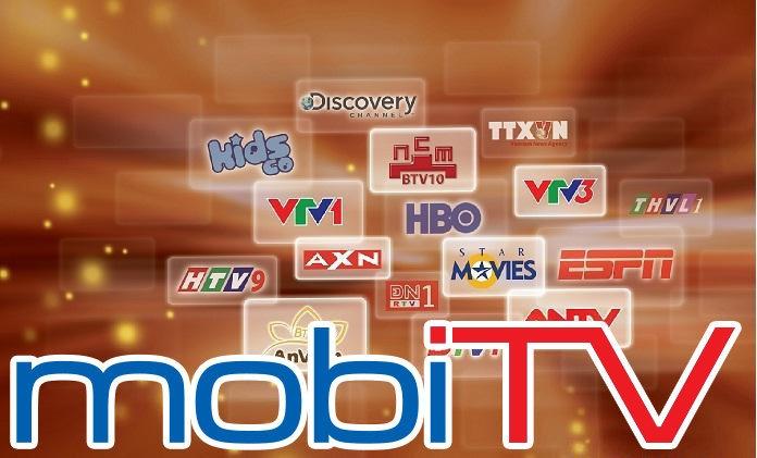 MOBITV cho phép bạn thưởng thức các nội dung trực tuyến cũng như xem phim và video HD