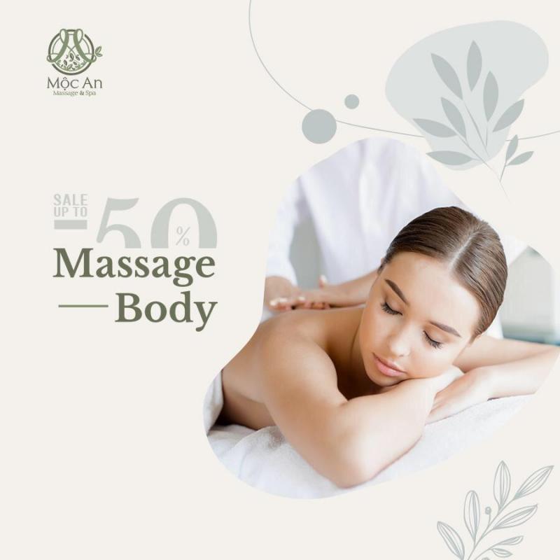 Mộc An Spa & Massage