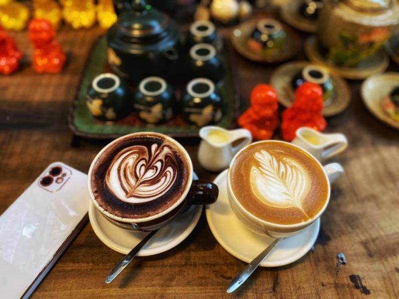 Mộc Cafe