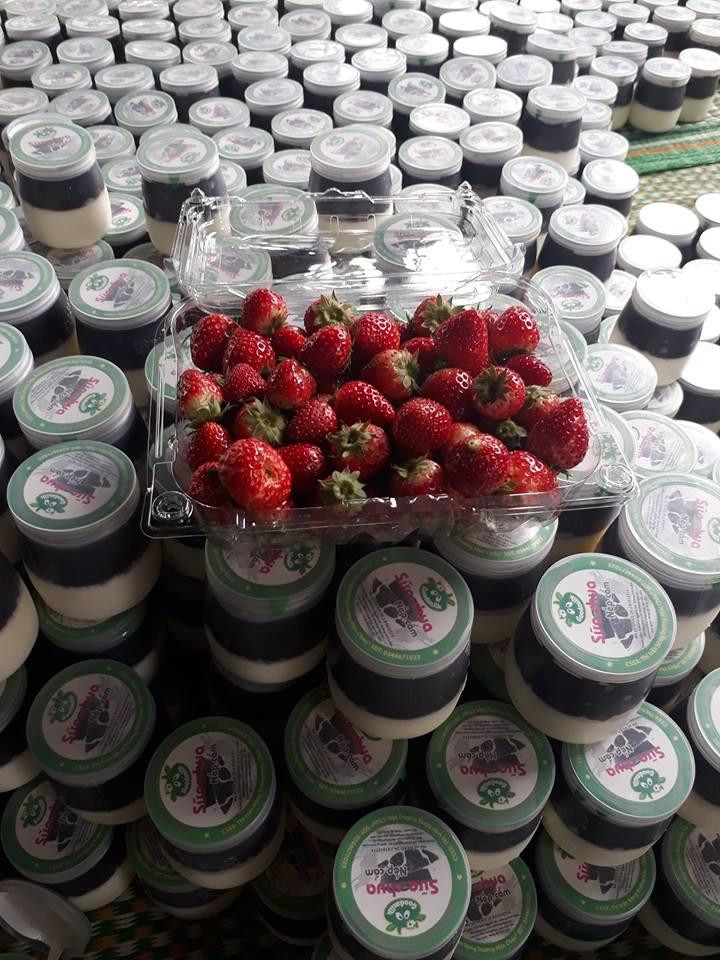 Không chỉ dâu tây mà tại Mộc Châu Farm còn rất nhiều loại đặc sản khác