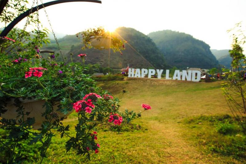Mộc Châu Happyland