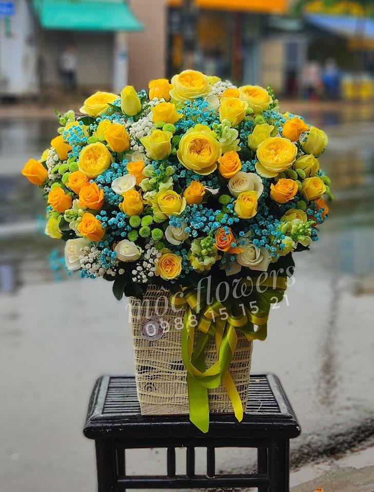 Mộc flowers
