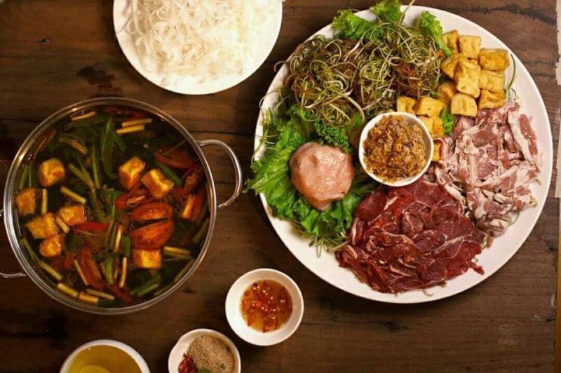 Top 5 Nhà hàng ngon nhất phố Trung Kính ,Hà Nội