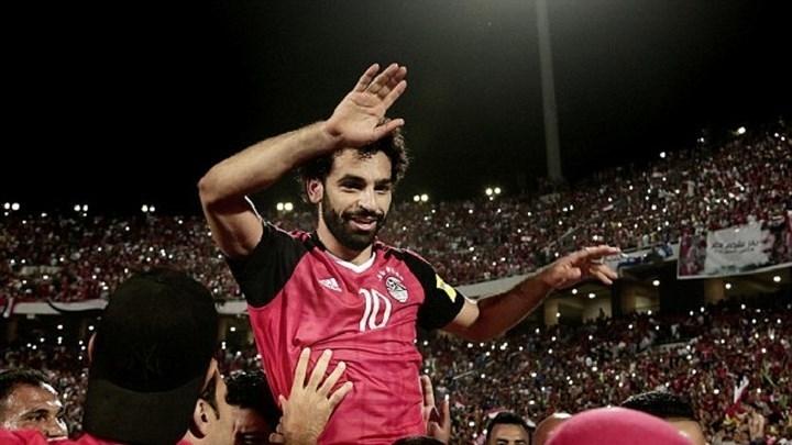Mohamed Salah là niềm hy vọng của người dân Ai Cập