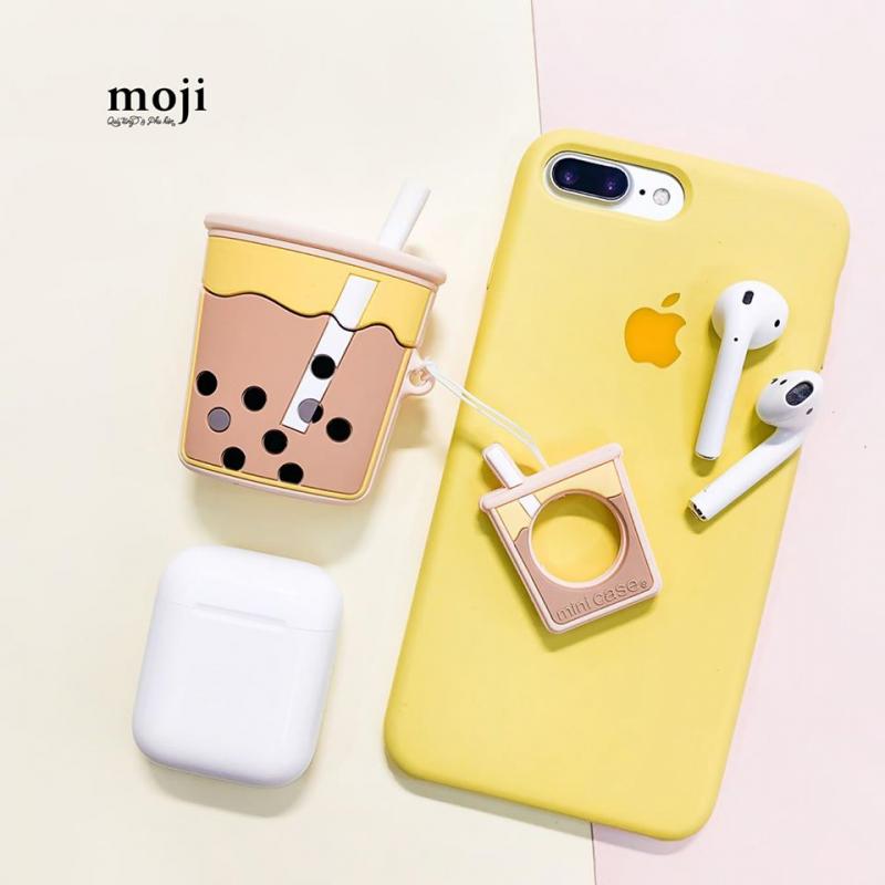 Khách hàng khi đến Moji đã đánh giá rằng ốp lưng tại Moji phù hợp với những cô nàng ưa chuộng phong cách Hàn Quốc
