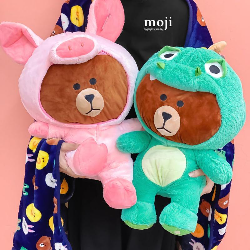 Moji - Gấu bông, Phụ kiện & quà tặng