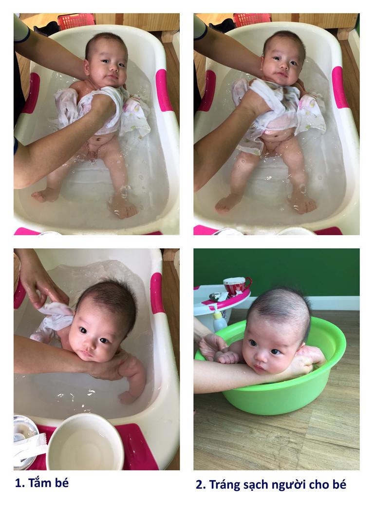 Dịch vụ tắm bé tại nhà của Mom&baby Care ra đời nhằm đáp ứng nhu cầu vệ sinh, tắm rửa và chăm sóc cho bé sau khi ra đời.