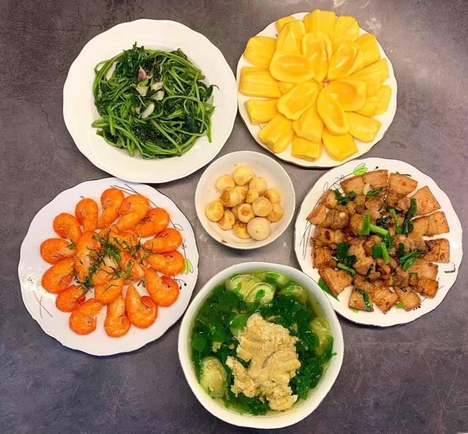 Món ăn, bữa ăn do chính tay bạn nấu