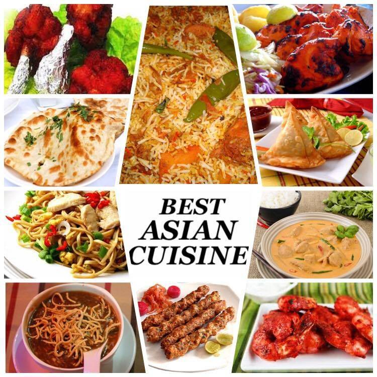 Top 10 món ăn Châu Á ngon và nổi tiếng nhất