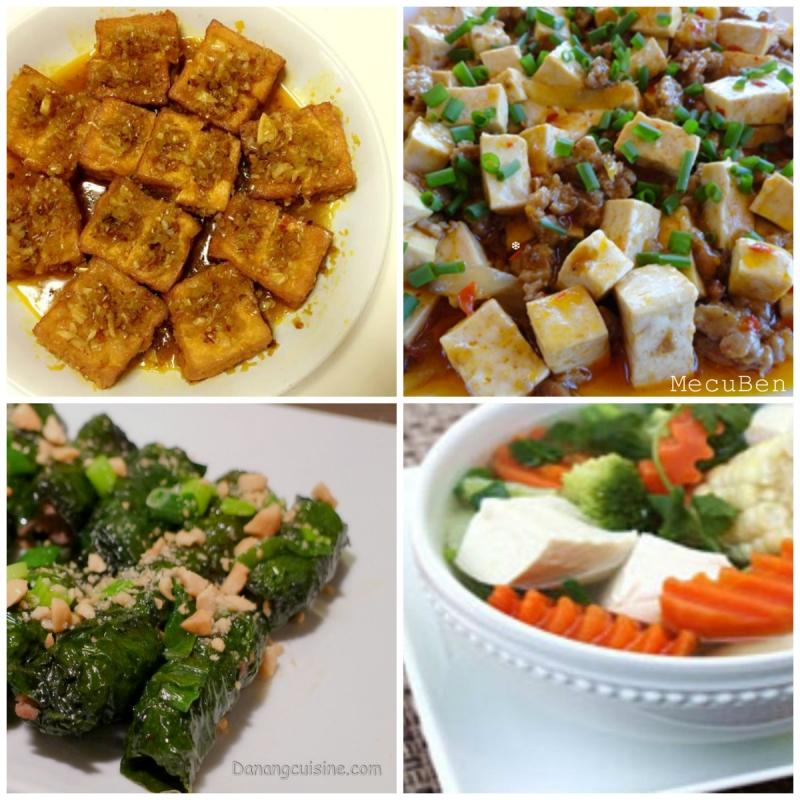 Top 15 món ăn chế biến từ đậu phụ siêu ngon và dễ làm