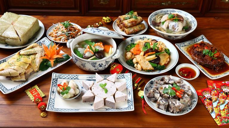 Top 10 món ăn đặc trưng ngày Tết ở miền Bắc