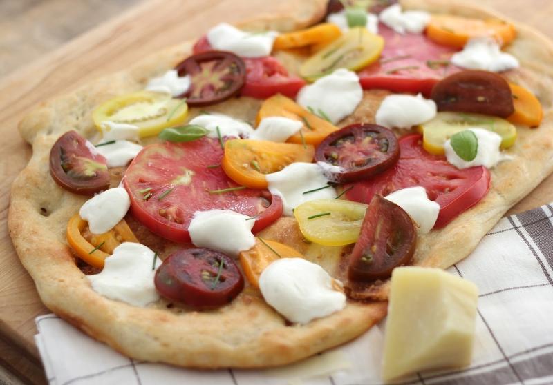 Top 15 Món ăn ngon làm từ phô mai mozzarella