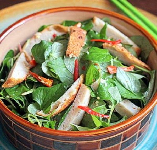 Món ăn từ rau diếp giúp cải thiện tình trạng khó ngủ hay tỉnh ngủ nửa đêm