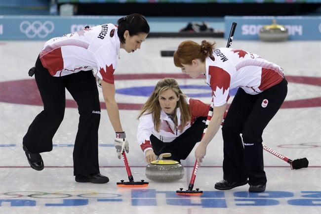 Đánh bi trên băng là môn thể thao phổ biến thứ 8 tại Canada