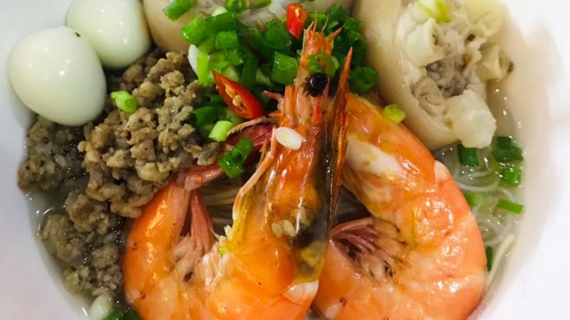 Món hủ tiếu Nam Vang