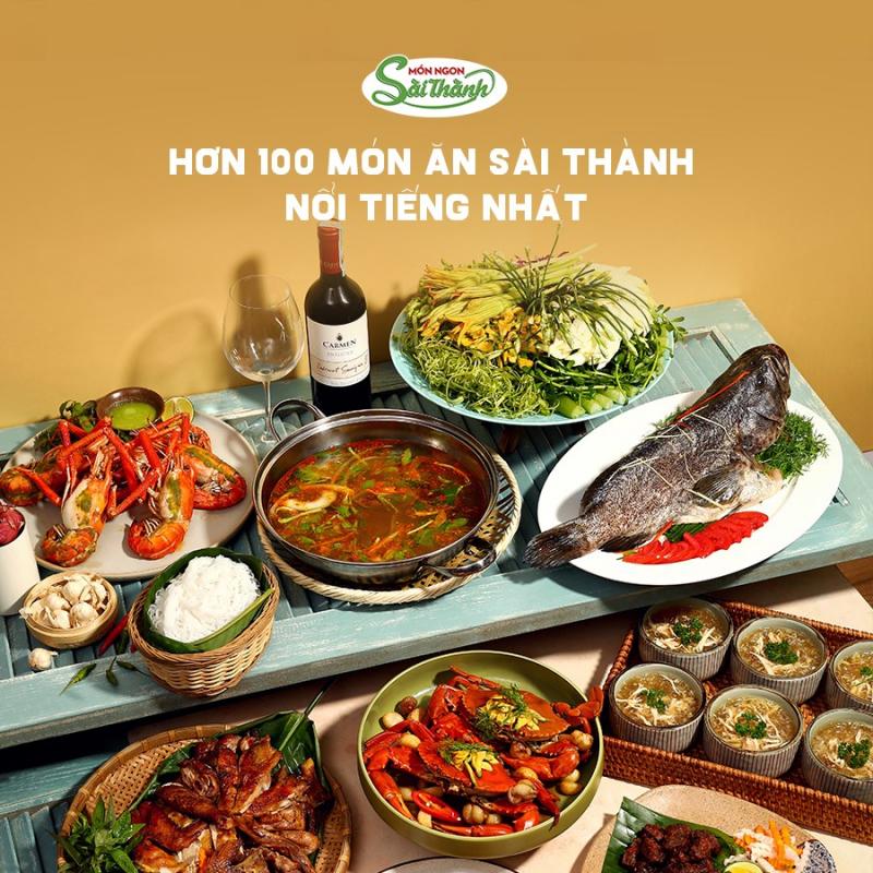 Món Ngon Sài Thành Huỳnh Thúc Kháng