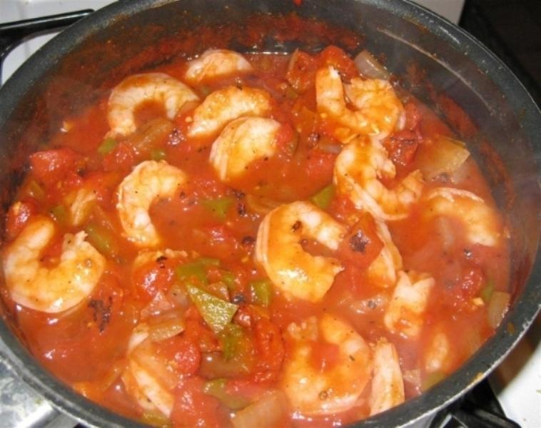 Món tôm xứ Creole - Mỹ