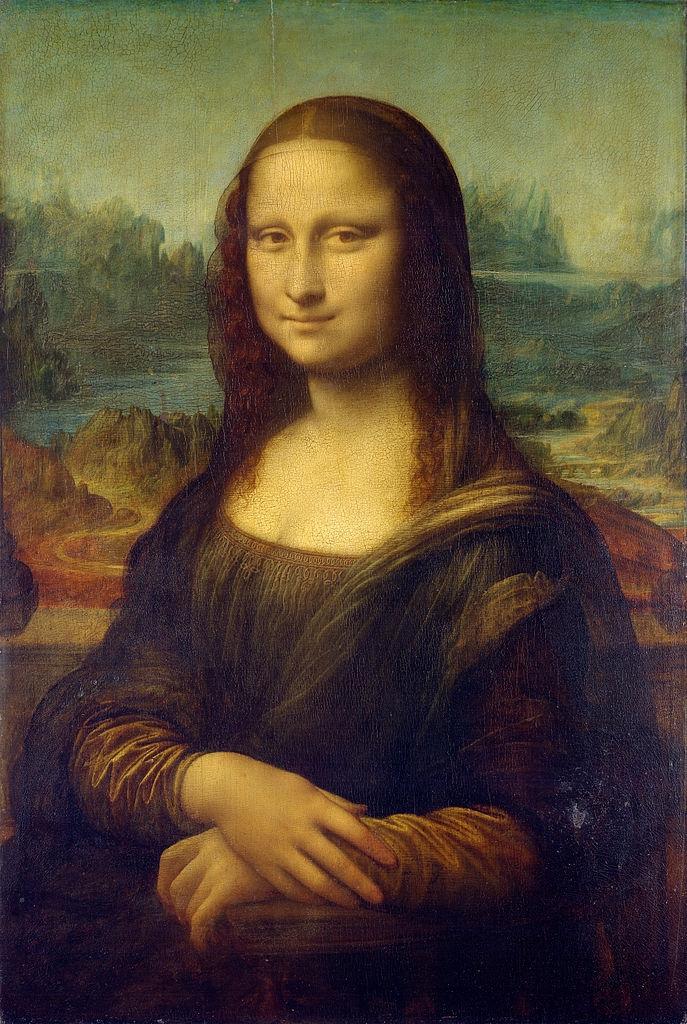 Mona Lisa (1503-1517)