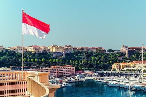 Quốc kỳ Monaco