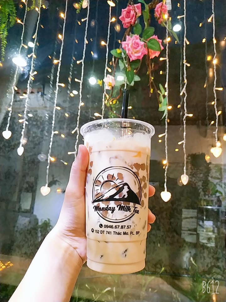 Monday Milk Tea