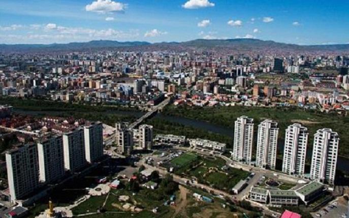 Đất nước Mông Cổ