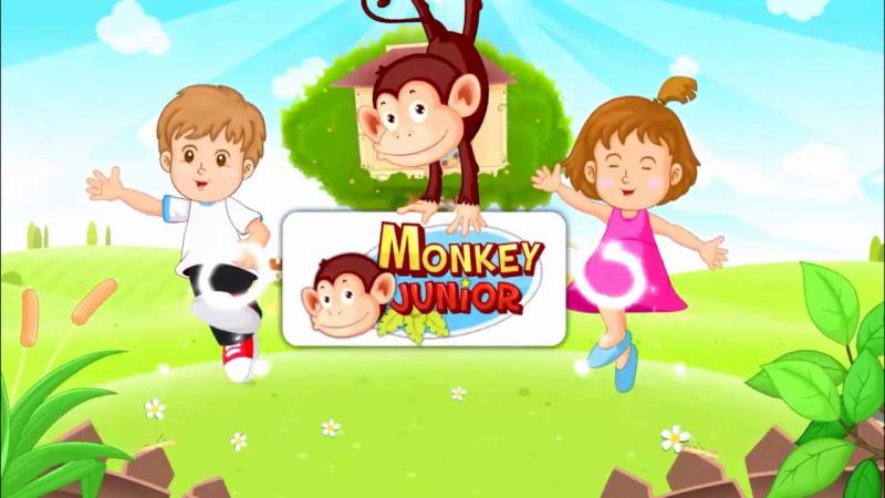 Monkey Junior: Tiếng anh cho trẻ em