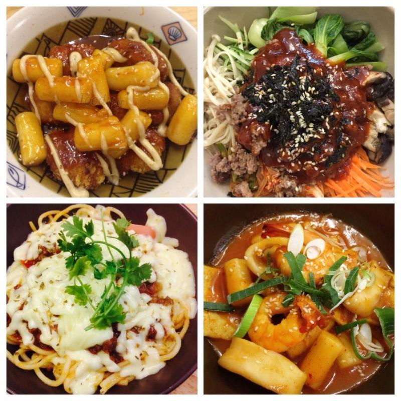 Moon Fast Food - Quán ăn Hàn đa dạng