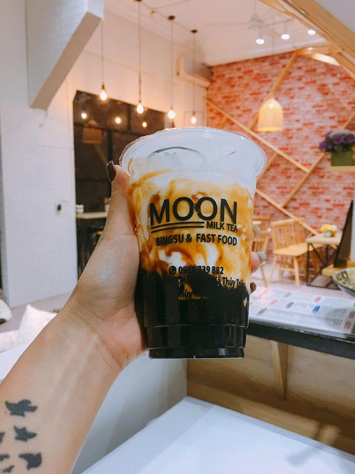 Moon Tea , Bingsu & fastfood