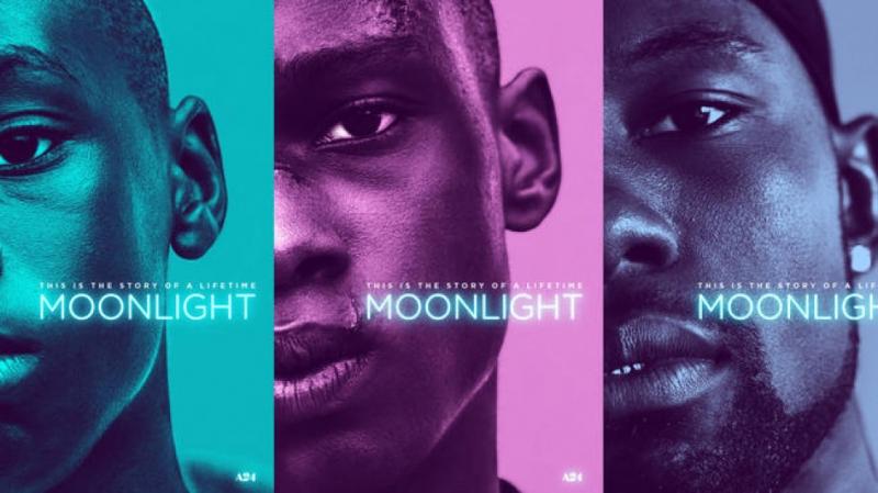Moonlight là phim hay nhất của năm