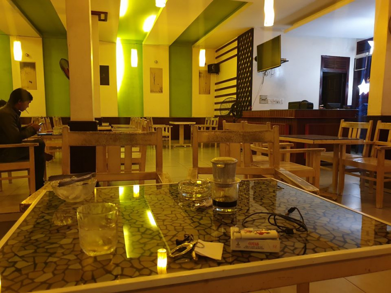 Moonlight Cafe
