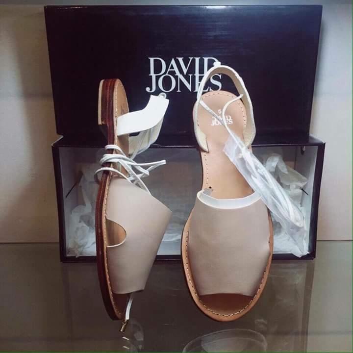 Một số mẫu giày sandal đẹp