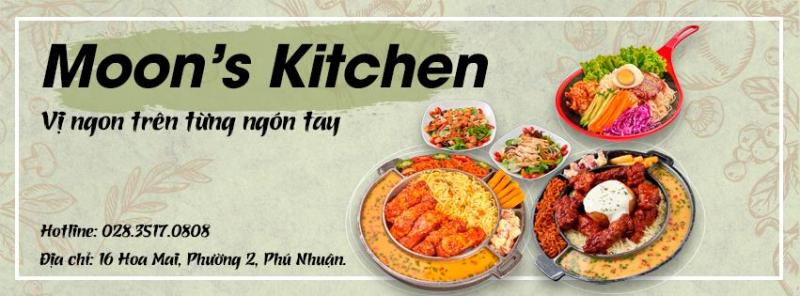 Moon's Kitchen - Món Hàn Quốc