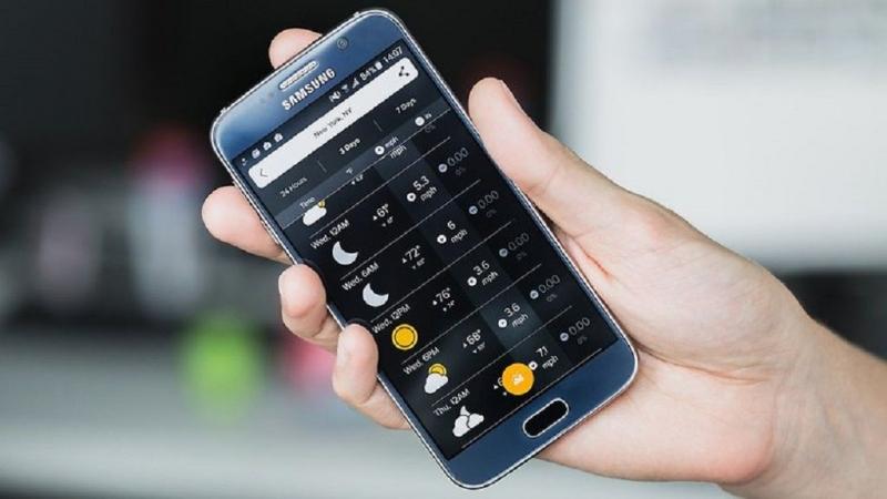 MORECAST hiện được đánh giá là ứng dụng thời tiết tốt nhất dành cho các thiết bị Android