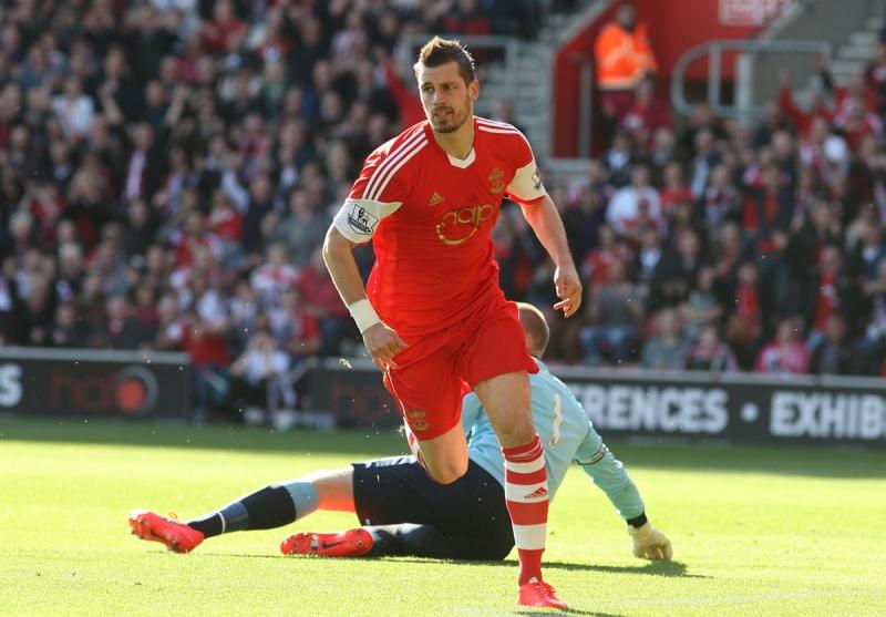 Schneiderlin là công thần trong đội hình của Southampton