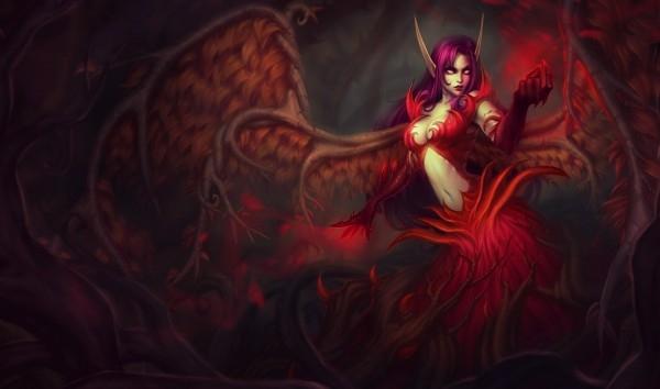 Morgana sở hữu kỹ năng trói lâu nhất trong LMHT