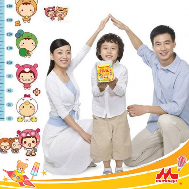 Morinaga Milk là tập đoàn chuyên sản xuất, kinh doanh sữa