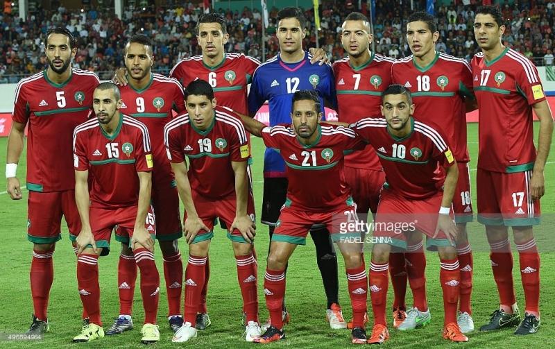 Đội tuyển Morocco