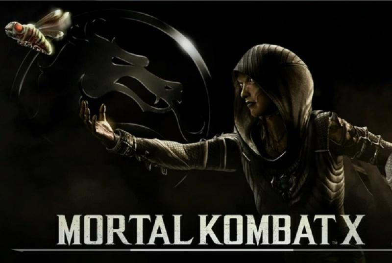 D'Vorah - một trong 4 nhân vật mới của Mortal Kombat X