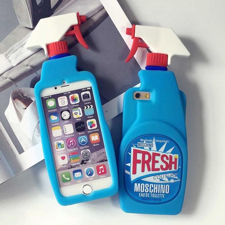 Ốp lưng Moschino Spray Bottle
