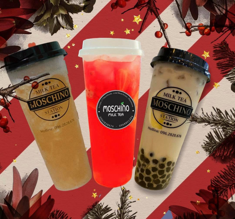Moschino Tea