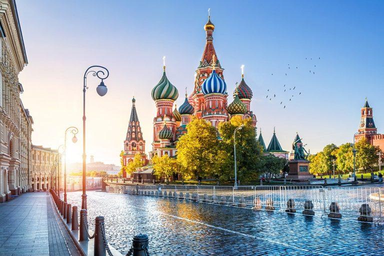 Moscow - Nga