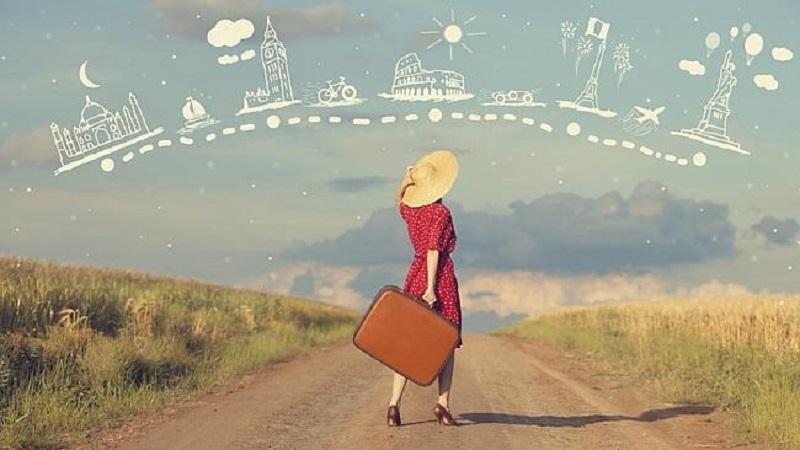 Một chuyến đi xa sẽ mang đến cho bạn nhiều trải nghiệm thú vị