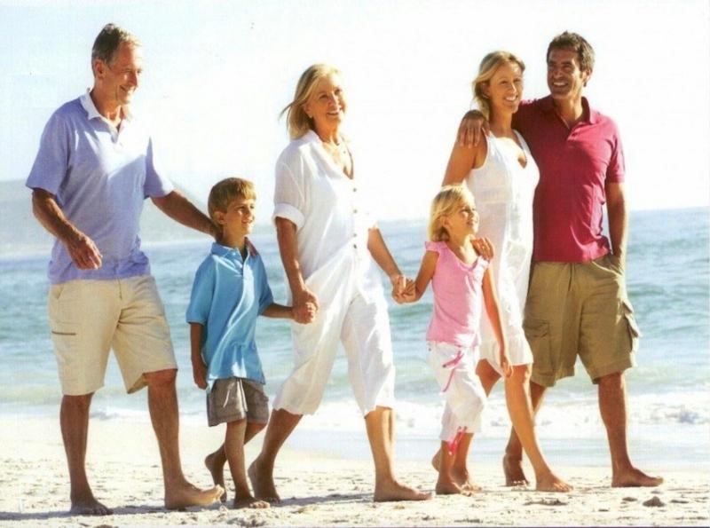Tặng bố mẹ chuyến du lịch nghỉ dưỡng