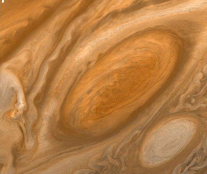 Một cơn bão lửa trên Sao Mộc có thể thổi bay Trái đất