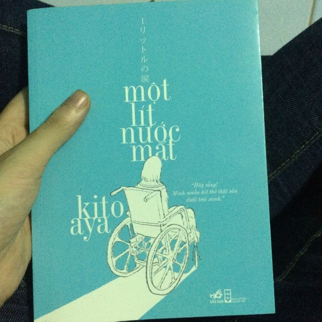 Một lít nước mắt - Tác giả Kito Aya