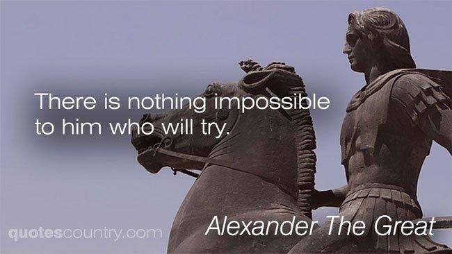 Một người luôn biết cố gắng, thì không gì là không thể
