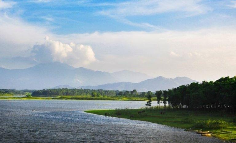 Hồ Đồng Mô